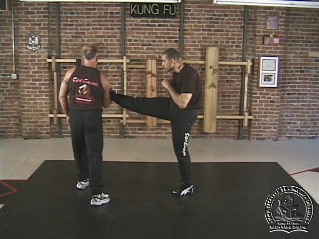Advanced Silat Concepts with Joseph Simonet and Addy Hernandez - Luyện Silat Trình Độ Nâng Cao - Picture 08