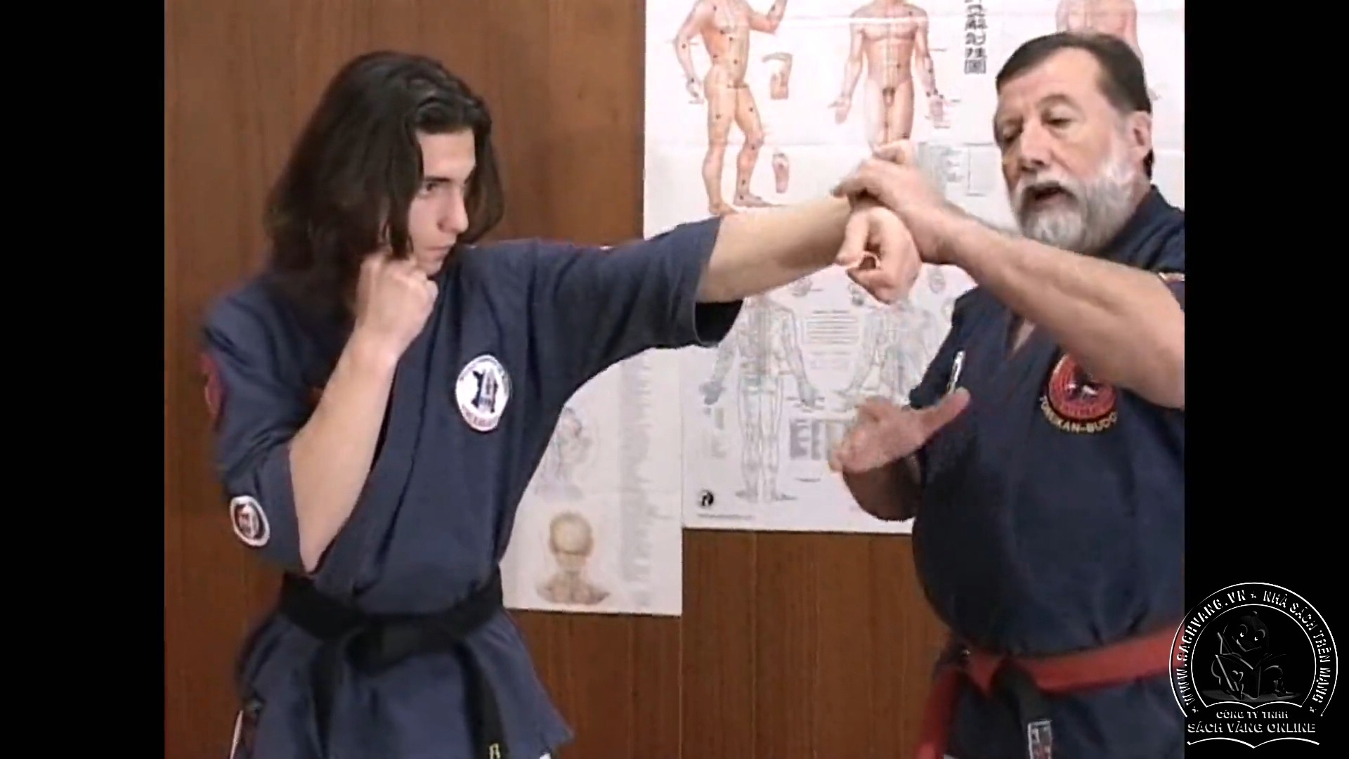Self Defense Ultime - The Secret Art Of Vital Points - Kỹ Pháp Điểm Và Giải Huyệt - Picture 04