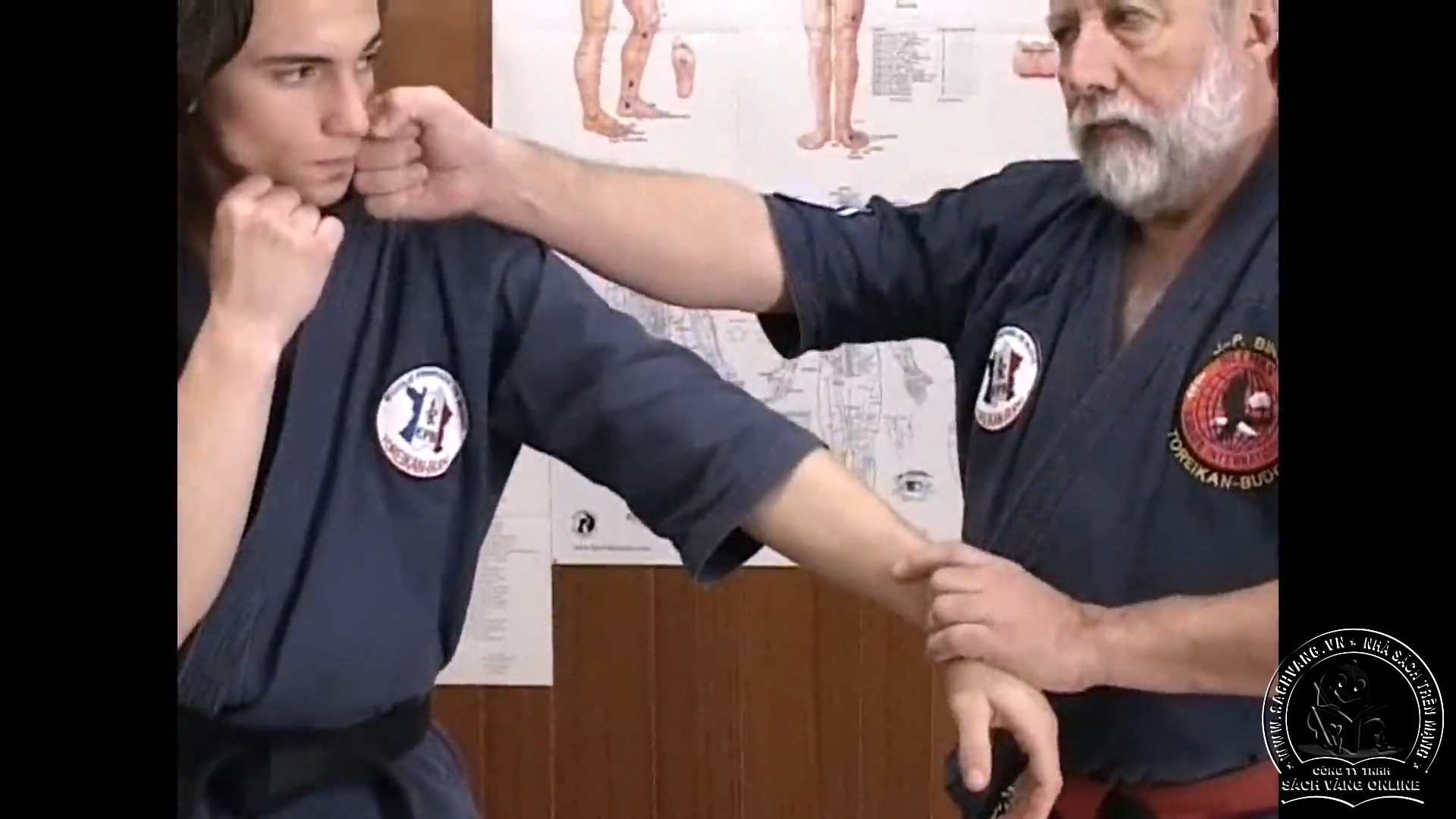Self Defense Ultime - The Secret Art Of Vital Points - Kỹ Pháp Điểm Và Giải Huyệt - Picture 05