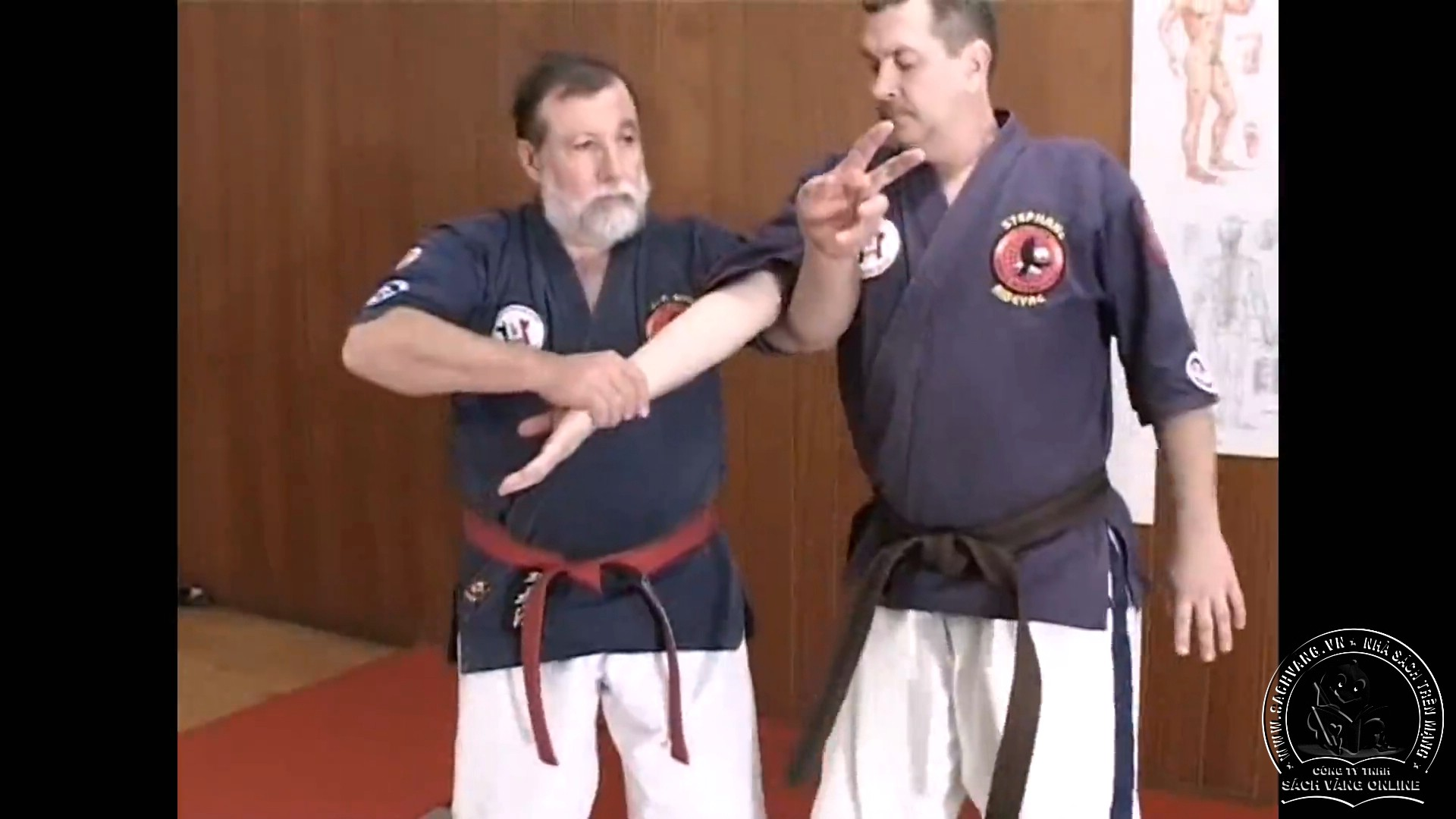 Self Defense Ultime - The Secret Art Of Vital Points - Kỹ Pháp Điểm Và Giải Huyệt - Picture 06