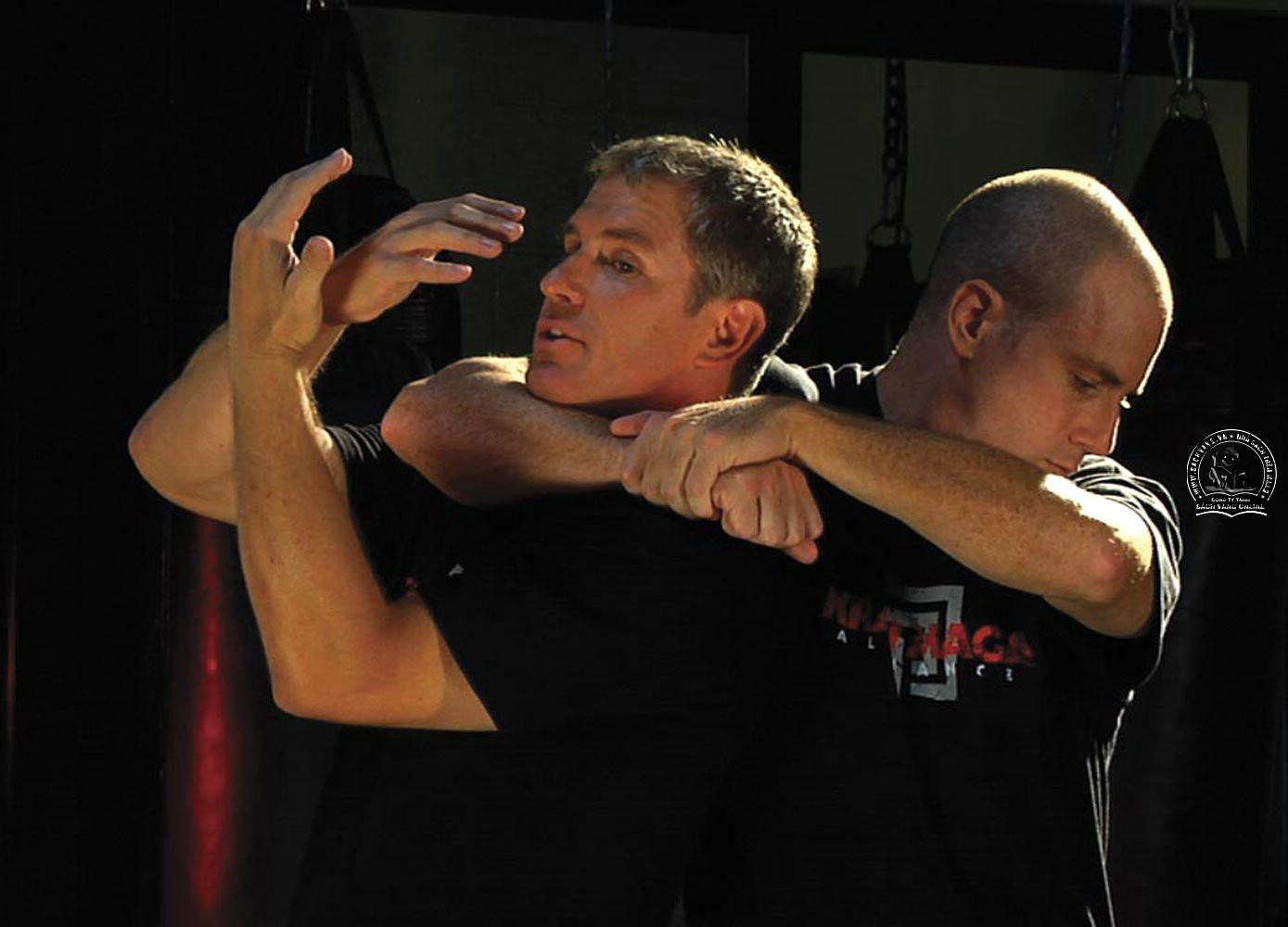 Ultimate Krav Maga Self-Defense Instructional Set 04
