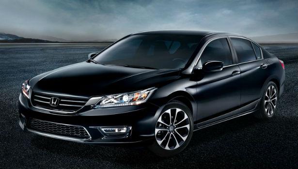 Honda Accord 2015 sự thay đổi lớn