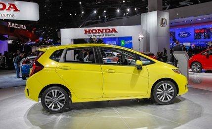 Honda Fit 2015 đẹp hơn bao giờ