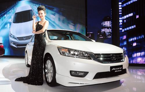 Honda Accord 2014 - Honda Accord thế hệ mới