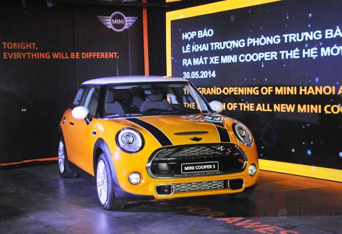 Xe nhỏ hạng sang về Việt Nam, giá từ 1,38 tỷ