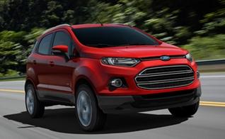 Ford Việt Nam chính thức giới thiệu Ford Ecosport ra thị trường