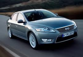 Hướng dẫn sử dụng xe Ford Mondeo