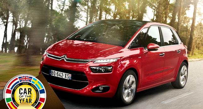 Ford Ecosport, Ford Kuga xe được đề cử giải