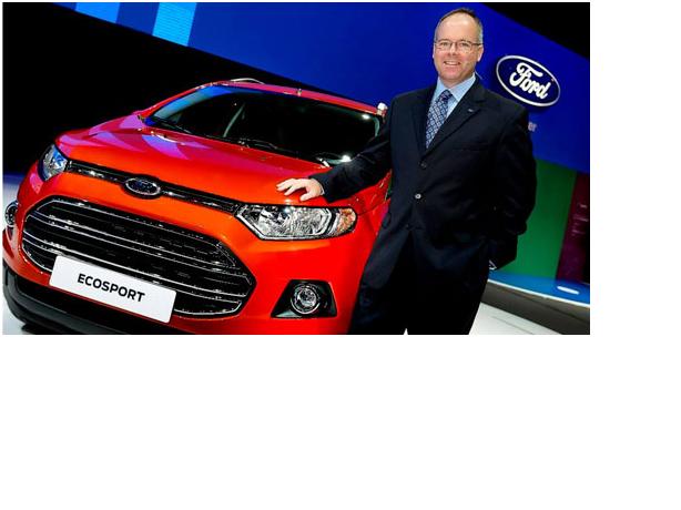 EcoSport sẽ chính thức ra mắt taị Hà Nội Ford vào tháng 4/2014
