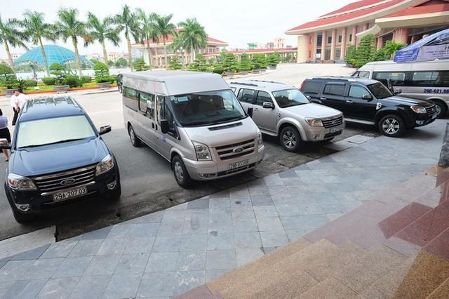ROADSHOW 08/2013 - Hành trình Hà Nội Ford đến với khách hàng Bắc Ninh đã kết thúc thành công ngoài dự kiến