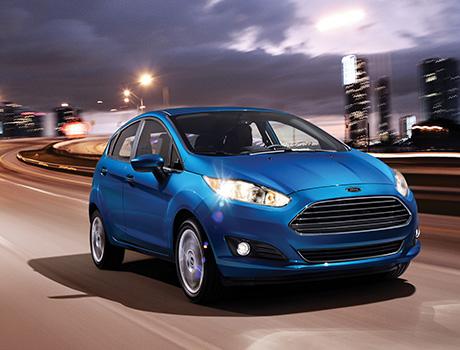 Ford Việt Nam ấn định ngày giới thiệu Forrd Fiesta 2014