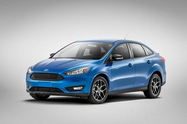 Ford Focus 2015 chính thức ra mắt công chúng New York Auto Show vào tuần tới.