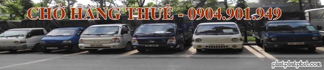 dịch vụ cho thuê xe tải nhẹ tại Hà Nội