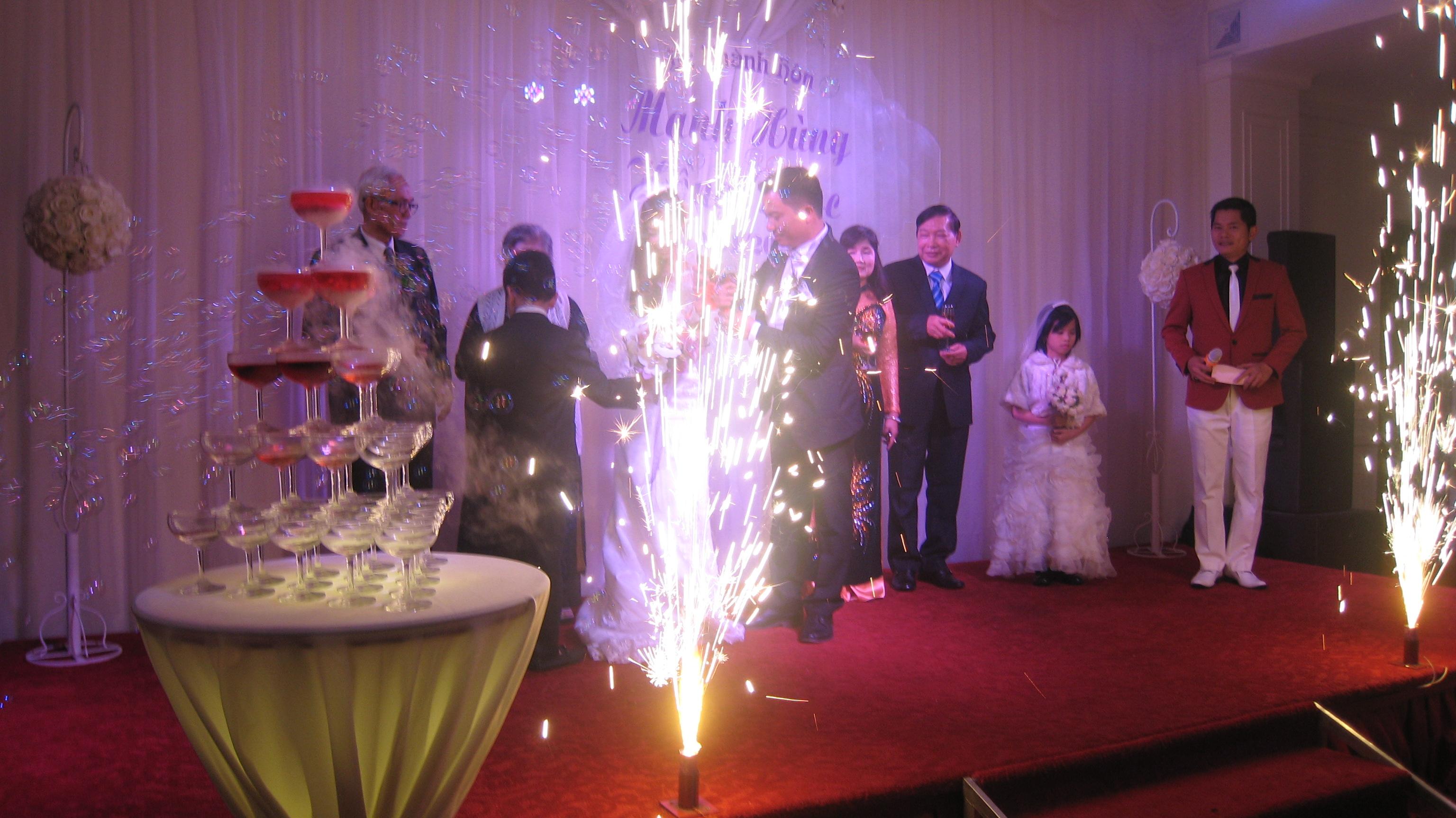 Lời phát biểt trong lễ ăn hỏi và lễ cưới