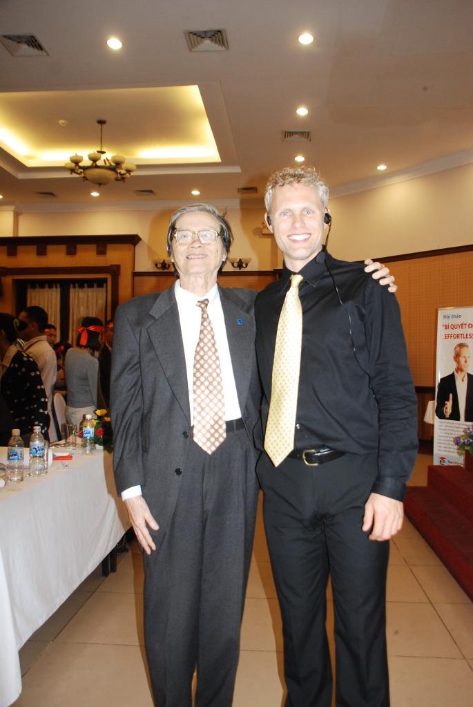 Buổi hội thảo A.J.Hoge đến Việt Nam