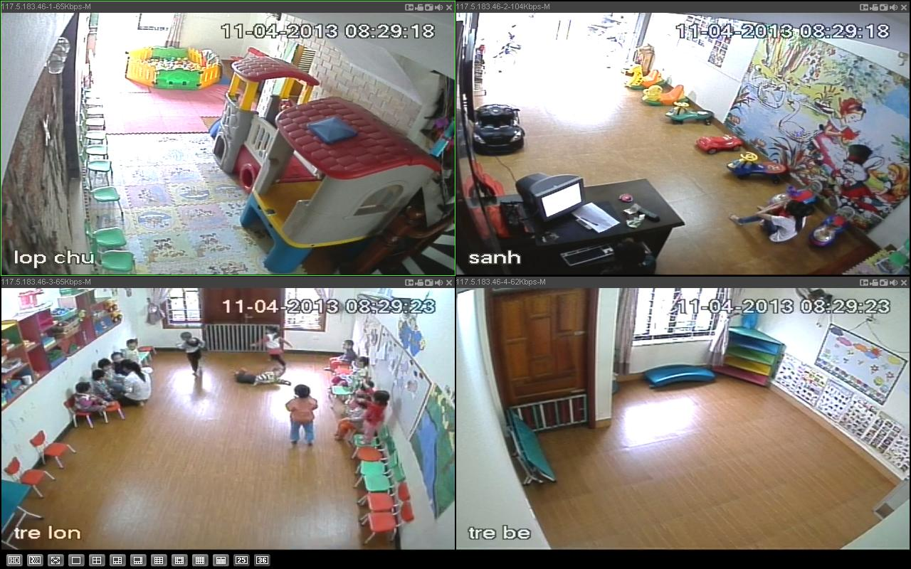 Lắp Camera Quan Sát Tại Hà Nội